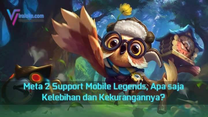 Meta 2 Support Mobile Legends