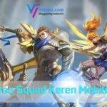 Nama Squad Keren Mobile Legend Tahun 2021