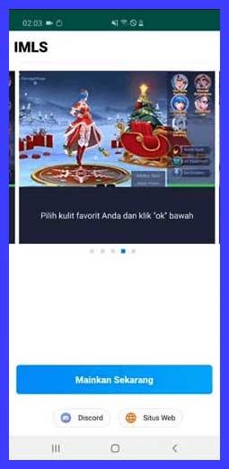 IMLS Mod APk Mobile Legends