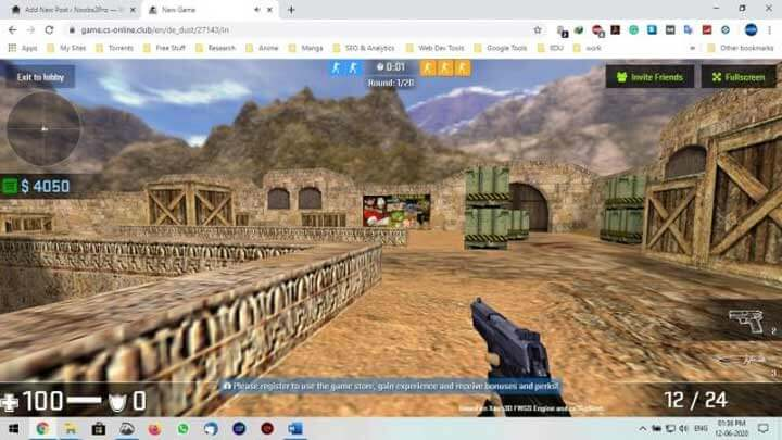 Counter Strike 1.6 - CS Online