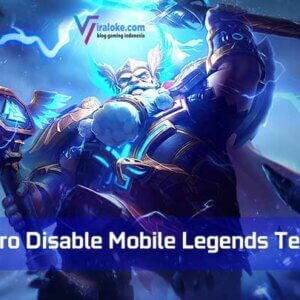 Hero Disable Mobile Legends Terbaik