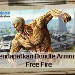 Cara Mendapatkan Bundle Armored Titan Free Fire