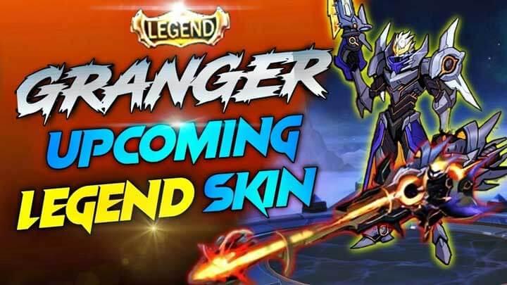Granger – Skin Legend The Terminator