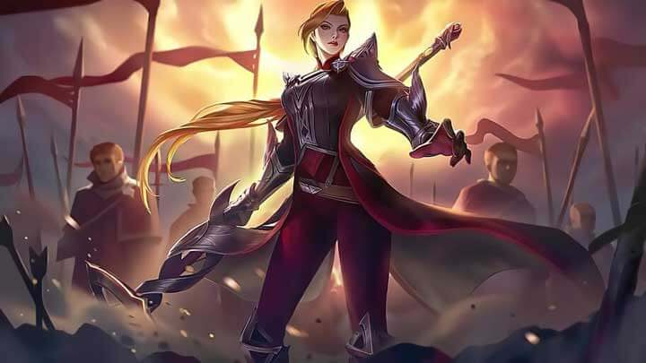 Silvana Mobile Legends