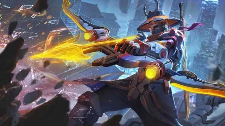Yi Sun Shin Mobile Legends