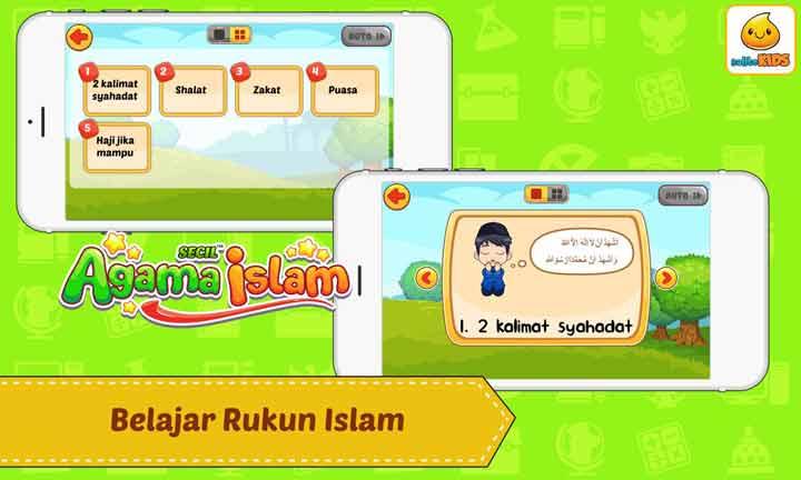 Belajar Agama Islam