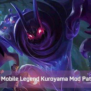 Update Mobile Legend Kuroyama Mod Patch Gloo