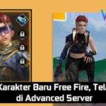 Xyne Karakter Baru Free Fire Telah Rilis di Advanced Server