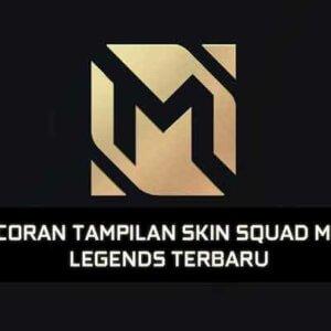 Bocoran Tampilan Skin Squad Mobile Legends Terbaru